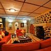 Amboseli Sopa Lodge presidential suite lounge
