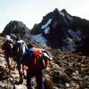 HIKING MOUNT KENYA