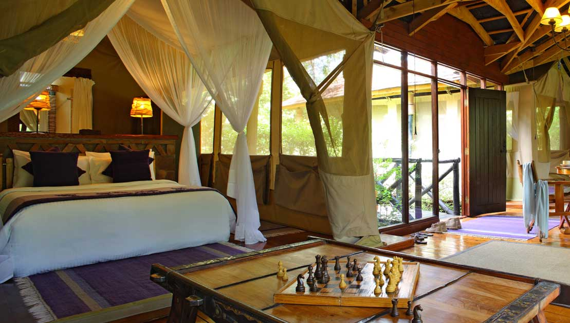 Sarova Mara Game Lodge