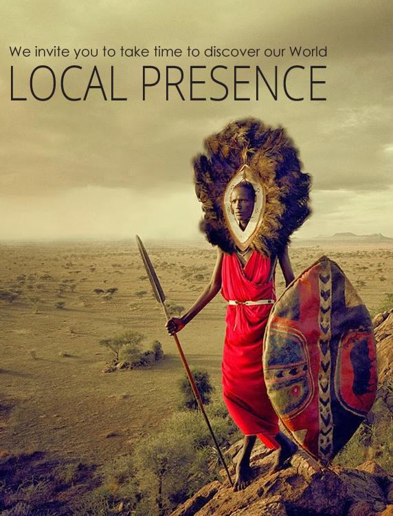 local-presence
